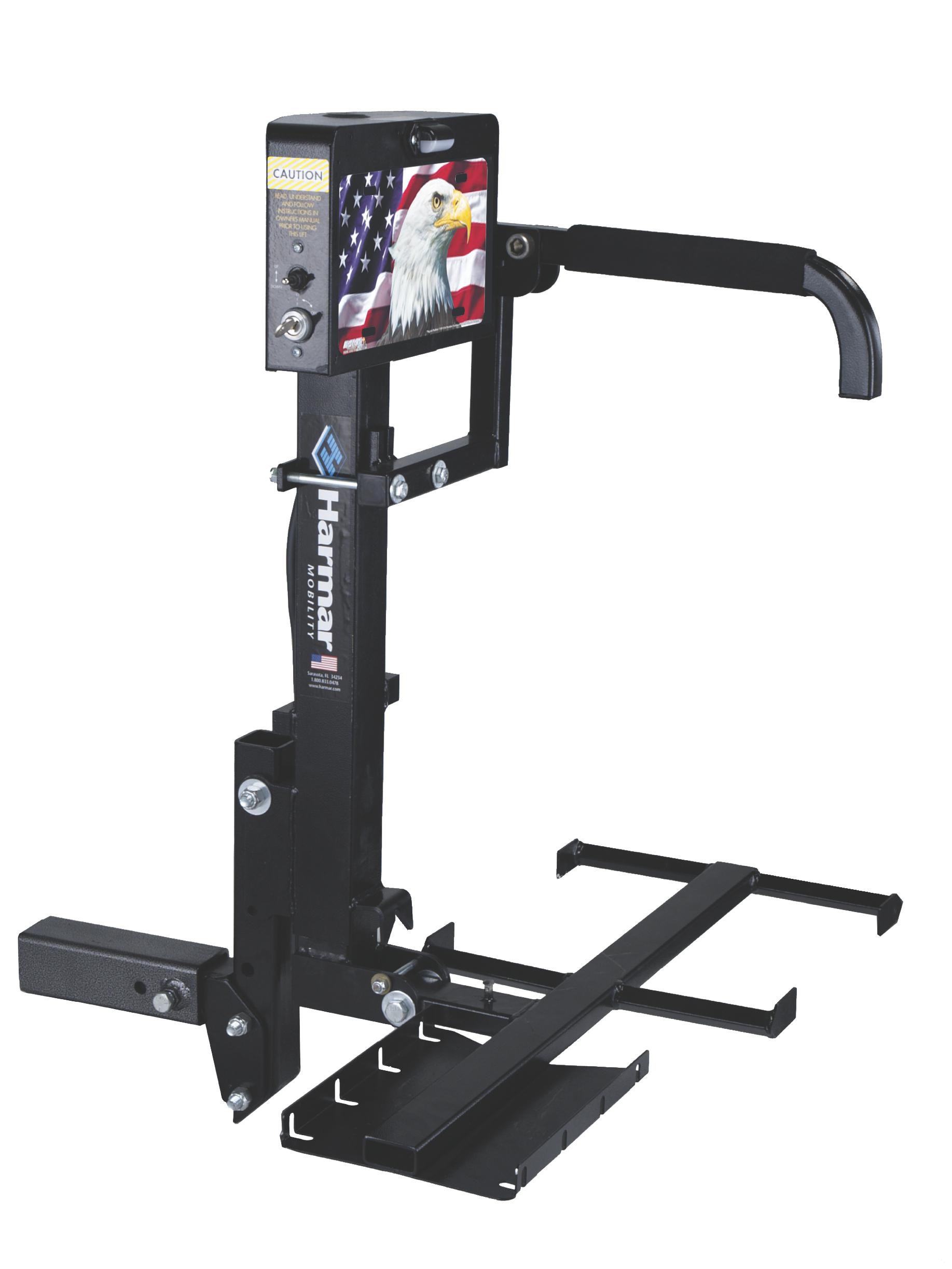 Manual Wheelchair Carrier