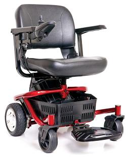 Portable Electric Wheelchair