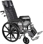 Reclining Back Wheelchairs