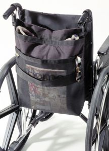 Wheelchair Back Carryon