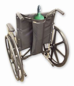 Wheelchair Single Oxygen