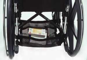 Wheelchair Underneath Carryon