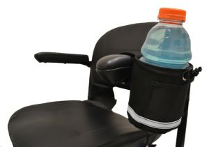 Unbreakable Cupholder with Horizontal Grip