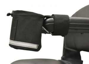 Unbreakable Cupholder with Front Grip