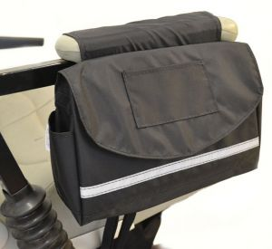Deluxe Saddle Bag -Closed