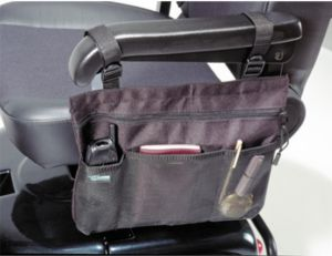 EZ-Access Scooter Arm Tote