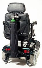 EZ0142 - Single Oxygen Holder