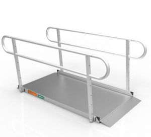 Gateway 3G with Optional Hand Rails