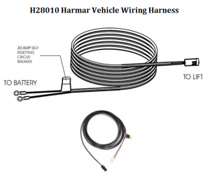 H28010 Vehicle Wiring Harness