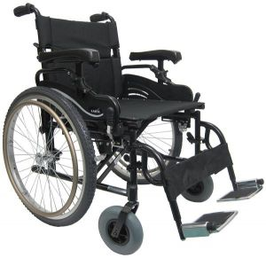 Karman Lightweight Heavy Duty Wheelchair