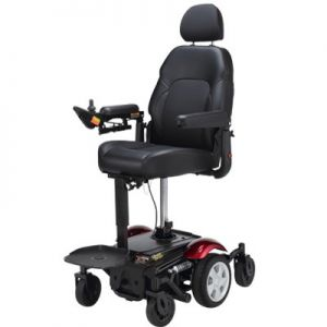 Merits P326D Vision Sport with Seat Elevator - Raised