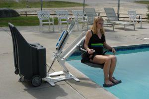 Patriot Portable Pool Lift