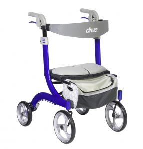 Nitro DLX Rollator - Blue