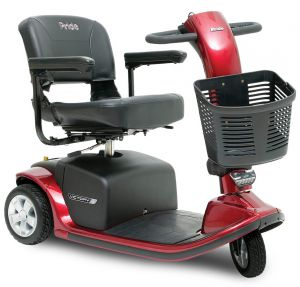 Price Victory 9 3-wheel in Red - SC609