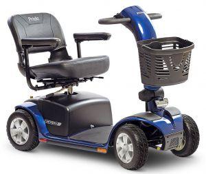 Pride Victory 10 4 wheel in Blue