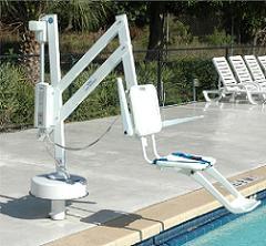 Splash Semi Portable Aquatic Lift